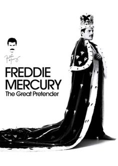 Freddie Mercury The Great Pretender