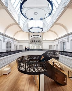 Norwich University of the Arts School of Architecture by Hudson Architects