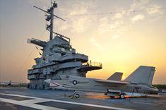 Patriots Point Naval & Maritime Museum - Charleston Harbor, SC