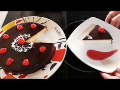 Sin HORNO en MENOS DE 10 MINUTOS la más FÁCIL y RÁPIDA del mundo postre de chocolate Y LECHE - YouTube