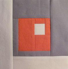 42 Quilts: Modern Monday - Block 2
