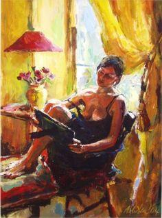 Summer by Ashka Lowman