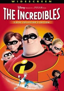 """Movie Segments to Assess Grammar Goals: The Incredibles: """"Simple Present"""""""