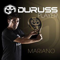 #MarianoDuruss #Durussteam, #Durusspadel #Duruss , #padel www.duruss.com