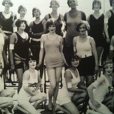 1920's scandalous attire Dark Sparkle Babes Inspiration