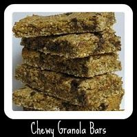 1 cup rolled oats ½ cup whole wheat flour (or GF oat flour  - just grind some GF rolled oats in a food processor) ½ cup brown sugar, firmly packed ¼ tsp. baking soda ¼ tsp. baking powder 1 tsp. cinnamon ½ tsp. sea salt ⅓ cup honey