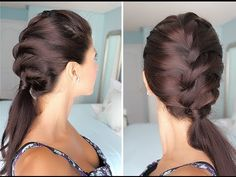 Rope French Braid