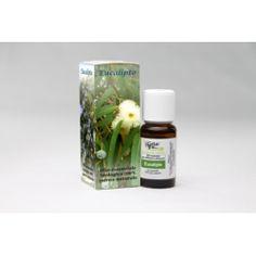 Eucalipto Bio - Olio essenziale Balsamico per diffusori di aromi ad ultrasuoni - Gisa Wellness