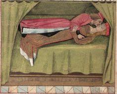 [folio 155v] MS. Douce 195 (Le roman de la rose) XV cnt. Robinet Testard  http://romandelarose.org/#browse;Douce195