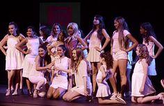 Greek Chorus Greek Chorus, Legally Blonde, Prom Dresses, Formal Dresses, Peter Pan, Musicals, Poses, Image, Fashion