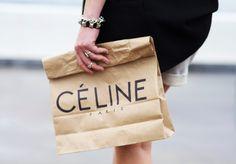 Celine Paper via Discoveredd.com