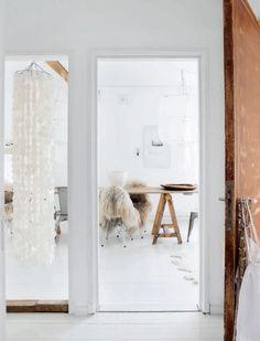 White home of photog