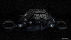 Battlestar Galactica Ships | Our chapter virtual Flag Ship is a Valkyrie Class Battlestar. Colonial ...