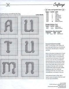 AUTUMN WREATH GARLAND WALL HANGING by CRAFTWAYS 3/3