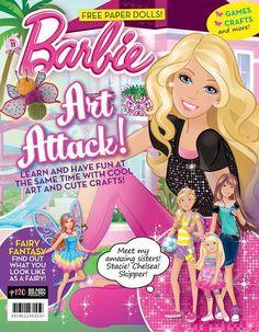 Issue No. 11: Art Attack