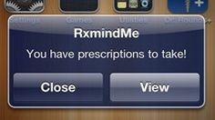 LifeHackLiza: LifeHackLiza tip 7/8/13 - My favorite app, RxmindMe prescription reminder...  a must-have app!