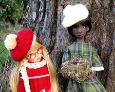 Kiki McFly (tobi) et Layla, kaye wiggs dolls