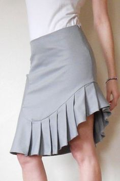 ON SALE Before 58 Dollars Pencil Skirt by RoseTempleTM on Etsy