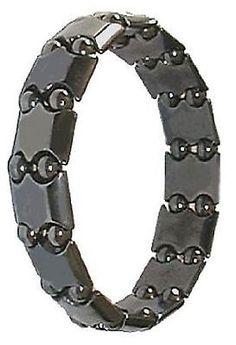 SALE! Pearl Black Magnetic Hematite Bracelet Fashion Pain Therapy Arthritis Bead | eBay