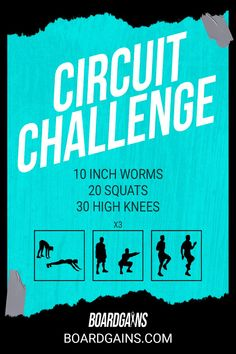 Spice up your workout routine with this circuit challenge. Get your cardio in while doing fun and effective exercises! Workout Memes, Workout Guide, Workout Challenge, Gym Guide For Beginners, Gym Workout For Beginners, Fitness Games For Kids, Exercise For Kids, Fit Board Workouts, Fitness Workouts