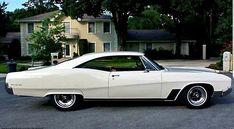 1967 Buick Wildcat - Pristine Classic Cars For Sale Buick Cars, Desoto Cars, Pontiac Cars, Vintage Cars, Antique Cars, Rat Rods, Buick Wildcat, Design Retro, Jaguar