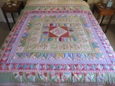 Maria's Quilt, pattern included, The Forgotten Seamstress Liz Trenow