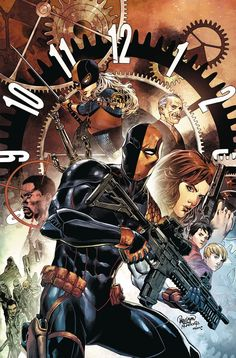 Deathstroke Vol 4 #1 Cover A Regular Carlo Pagulayan Cover