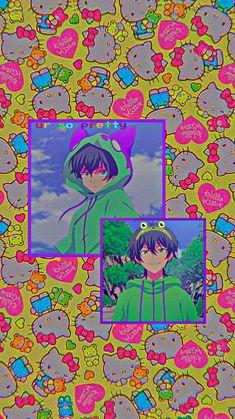 Wallpaper W, Anime Wallpaper Phone, Aesthetic Iphone Wallpaper, Anime Guys, Manga Anime, Anime Art, Animes Wallpapers, Cute Wallpapers, Infinity Wallpaper