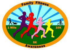 Family Fitness Awareness virtual race (to do with kids)