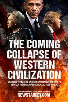 The Coming Collapse of Western Civilization: The shocking reason why liberal Americans are WEAK, but Islamic soldiers are STRONG - NaturalNews.com