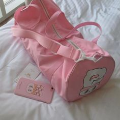 Image about pink in aesthetic. Tout Rose, Peach Aesthetic, Kpop Aesthetic, Pink Themes, Cute Bags, Pastel Pink, Aesthetic Pictures, Pretty In Pink, Girly