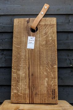 Starting Your Own Woodworking Business At Home – EasyWoodworkingOnline Reclaimed Wood Projects, Small Wood Projects, Diy Cutting Board, Wood Cutting Boards, Wood Block Crafts, Wood Crafts, Wall Mounted Bottle Opener, Kitchen Board, Handmade Wooden