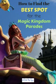 Today, I'm going to show you how to find the best spot to watch the Magic Kingdom Festival of Fantasy Parade at Walt Disney World, as well as the special nighttime parades. #FestivalofFantasy #MagicKingdomParade #DisneyWorldTips