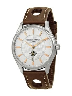 Men's Healey Automatic Dial Watch from Frederique Constant Watches on Gilt