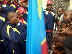 Democratic Republic of Congo Represented at London Olympics in Boxing and Judo | MLJ Adoptions | Congo | Events |