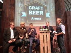 Internorga 2016: Craft Beer Arena mit vielen internationalen Bieren - www.cafe-future.net