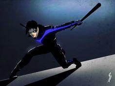 Nightwing. =D