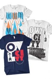 Owl City 3 T-Shirt Package