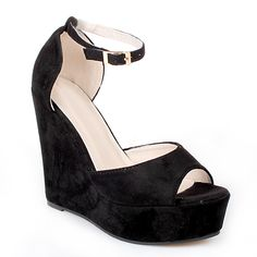 ΠΛΑΤΦΟΡΜΕΣ - Page 8 of 17 - Famous Shoes Famous Shoes, Wedges, Fashion, Moda, Wedge, Fasion, Wedge Heels, Cleats, Wedge Sandals