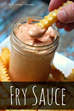 Fry Sauce Recipe – Marie Recipe This Fry Sauce is AMAZING! MUST PIN – Done in Under 2 minutes — addicting ! Everyone will want this recipe – Fry Sauce Recipe – Marie Recipe Fingers Food, Great Recipes, Favorite Recipes, Family Recipes, Recipes Dinner, Delicious Recipes, Breakfast Recipes, Amazing Recipes, Dessert Recipes