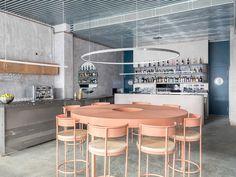 Испанский ресторан в духе пастельного этюда (фото 6)