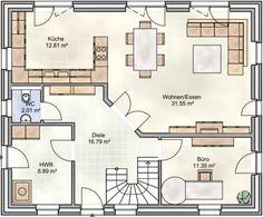 Wer ein Haus oder eine Wohnung baut, muss in jedem Falle einen Grundriss festlegen. Ein Grundriss ist eine Zeichnung oder eine, mit dem Computer hergestellte, Abbildung der räumlichen Gegebenheiten. Hier kann man sehen, wie das Haus räumlich aufgeteilt werden soll, wo das Bad und wo die Küche ist und wo Fenster und Türen geplant sind. Ein Grundriss kann euch dabei helfen, euch den Wohnraum besser Vorzustellen. Außerdem kann man von technischen Zeichnungen mit Größenangaben die exakten…