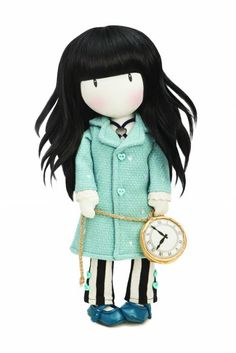 Gorjuss Doll | White Rabbit