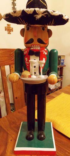 Mexican Nutcracker Margaritas anyone?