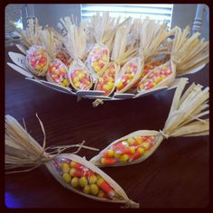 Candy Corn Indian Corn for Thanksgivivg