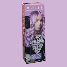 Semi Permanent Pastel Purple
