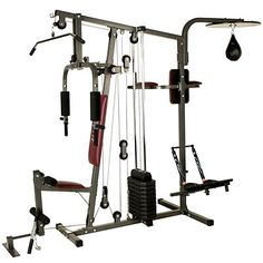 Home Gym Equipment, No Equipment Workout, Gym Training Program, Gym Room At Home, Interior Garden, Keep Fit, Workout Rooms, Gym Workouts, Wardrobe Rack