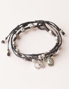 Buddha Om Bracelet Set