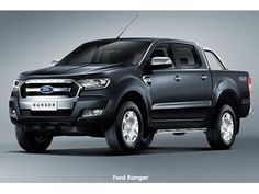 Ford challenges the conventional world of pickup trucks with a tougher, smarter and more efficient Ranger