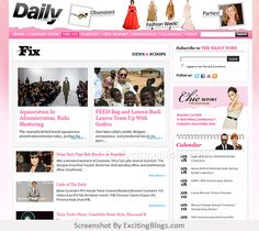 The Fix   Daily Front Row - Click to visit site:  http://1.33x.us/J6CtlG